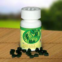 Spirulina tabletta 120 A spirulina egyfajta kék-zöld alga, mely gazdag proteinben, béta-karotinban, klorofillban, antioxidánsokban, ásványi anyagokban és más olyan tápanyagokban, melyekre szervezetünknek szüksége van. Továbbá az egyik legismertebb lúgos táplálék, mely segít abban, hogy a gyenge, savas szervezet egészséges, lúgos állapotúvá váljon.