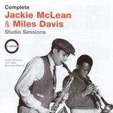Jackie McLean & Miles Davis: Complete Studio Sessions [CD]