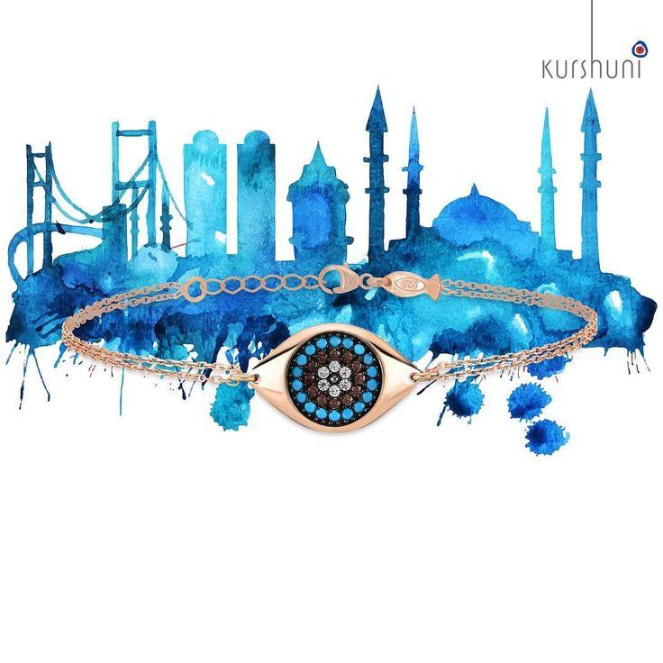 Discover Kurshuni, Istanbul's premier jewelery design brand!