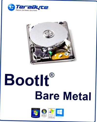 TeraByte Unlimited BootIt Bare Metal 1 42 Retail