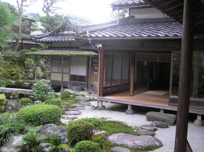 Old japanese house asia pinterest for Classic japanese house