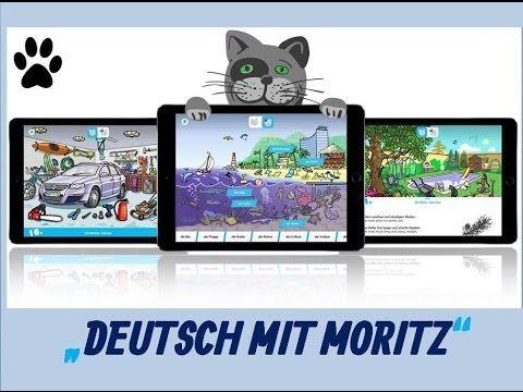 Deutsch lernen mit MORITZ