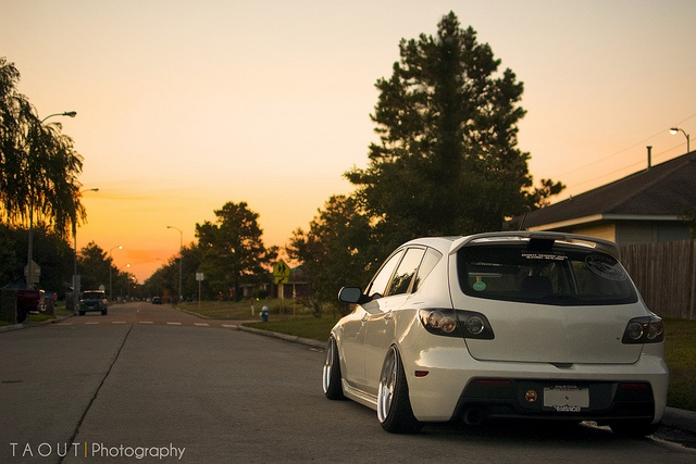 Mazdaspeed3 #stancenation #fitted #hellaflush