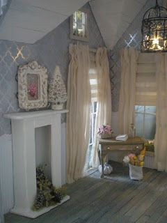 Cinderella Moments: Reverie Cottage Dollhouse