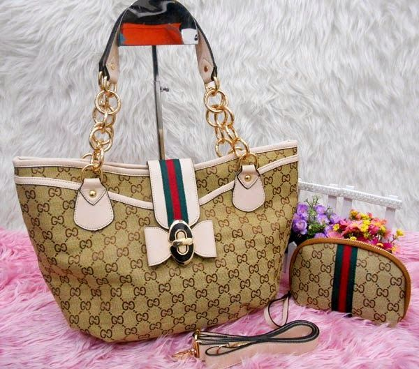 TAS MURAH IRFA' HEIRAH BAG'SHOP: GUCCI ANNIE SET DOMPET/GUCCI-B3906