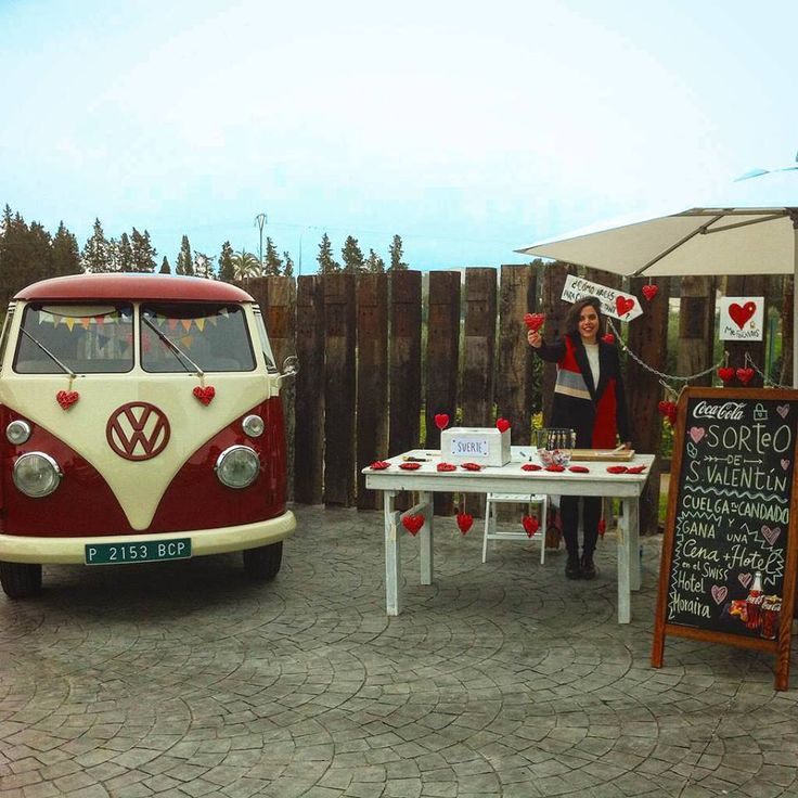 San Valentin's days at Rin Ran Market - El Palmar, Murcia, Spain