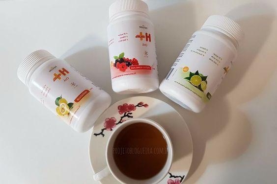 Linha de Chás Hinode, com ingredientes totalmente naturais. acesse http://online.hinode.com.br/3566470