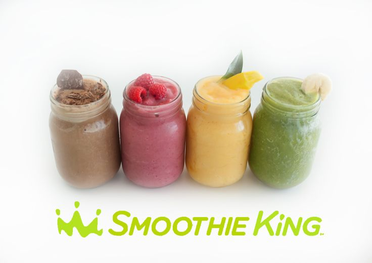 how to make smoothie king smoothies