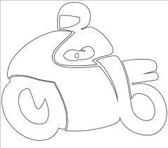 Yamaha Motorcycle Coloring Pages Printable Volkswagen
