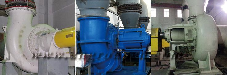 ADT Flue Gas Desulfurization (FGD) Pump