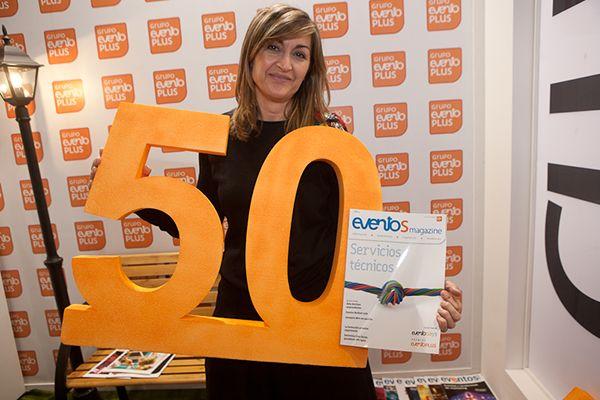 Teresa Molinero del Palacio de Congresos de Zaragoza