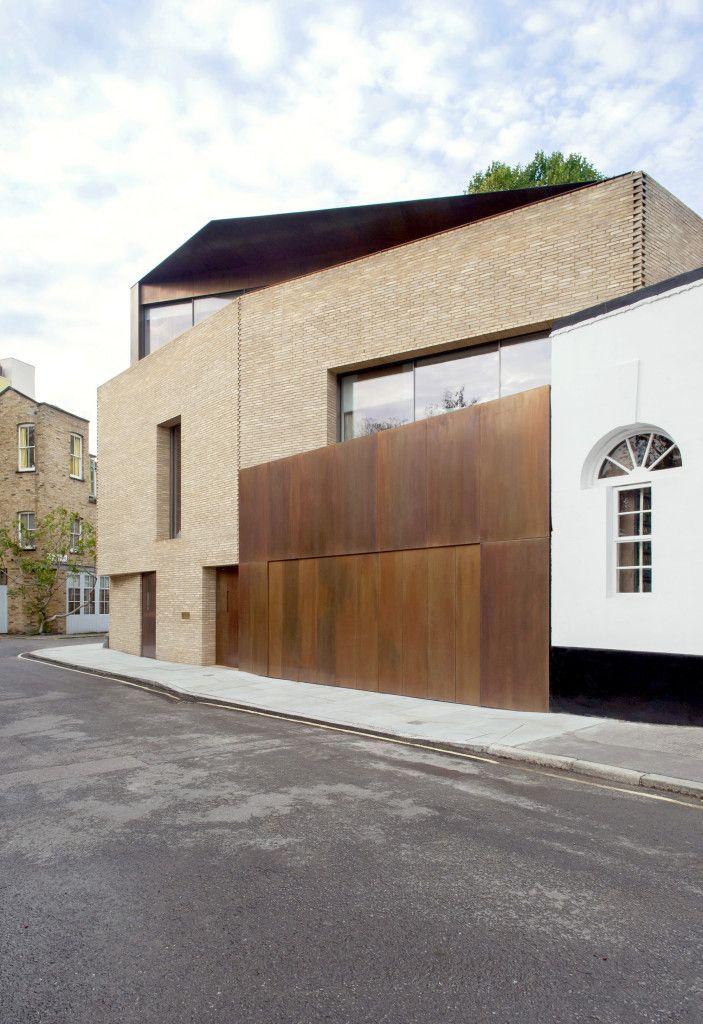 jamie fobert architect / levring house, bloomsbury