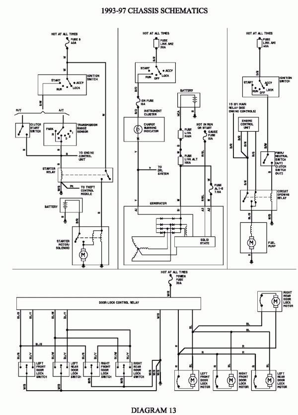 10 1992 Toyota Corolla Electrical Wiring Diagram Wiring Diagram Wiringg Net Electrical Wiring Diagram Alternator Electrical Diagram