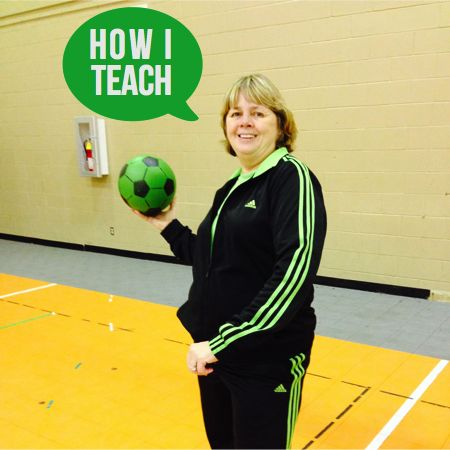 How I Teach featuring the amazing Charla Tedder Parker!