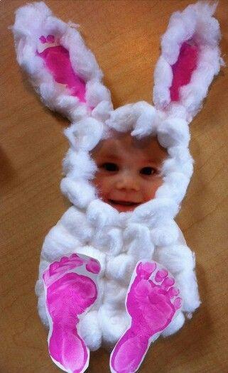 * Easter craft for kids *