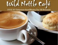 €4 instead of €8 for Two people to enjoy Tea/Coffee with a scone at The Wild Nettle, Galway!!