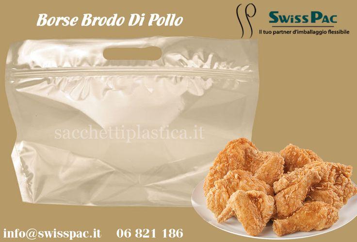 #Borse #brodo di #pollo, Borse #Grandi pollo. http://www.sacchettiplastica.it/borse-brodo-di-pollo/