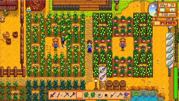 Modders Add Multiplayer To Stardew Valley Before The Game's Developers