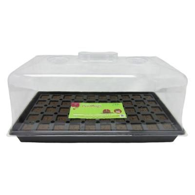 Viagrow 50 Site Pro Plugs With Tray Insert And Tall Dome 400 x 300