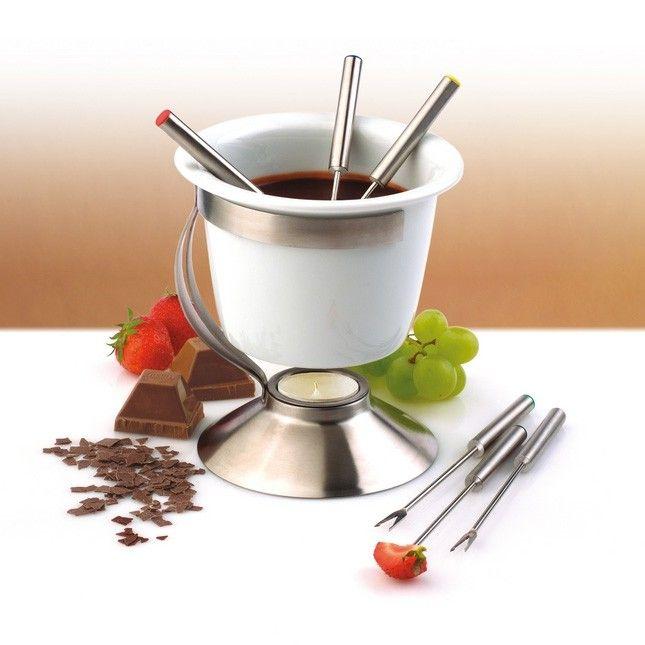 Schokoladenfondueset - Geschenke von Geschenkidee