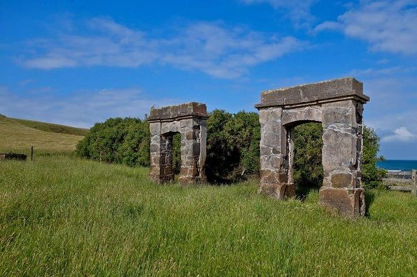 Convict Built Remnants, photographed by Carol Haberle. Article for think-tasmania.com #Tasmania