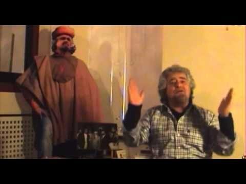 Messaggio di Fine Anno 2013 - Beppe Grillo