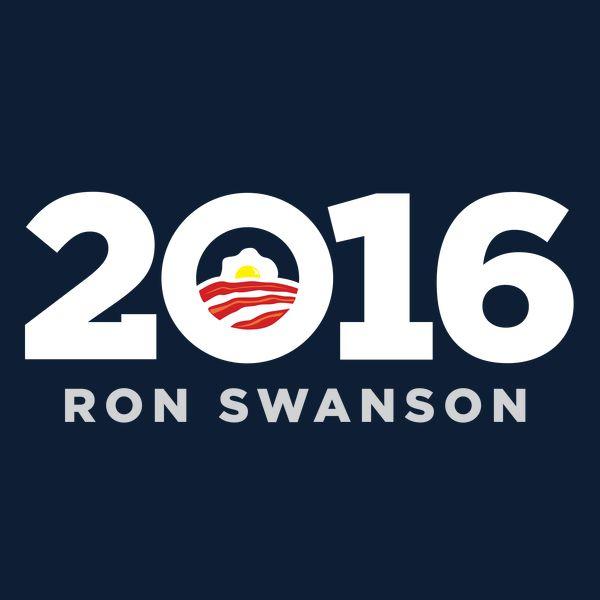 Ron Swanson 2016 - NeatoShop