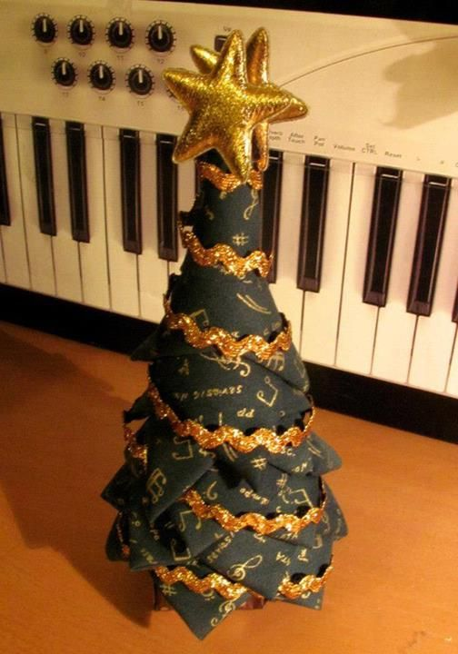 Musician Christmas Tree