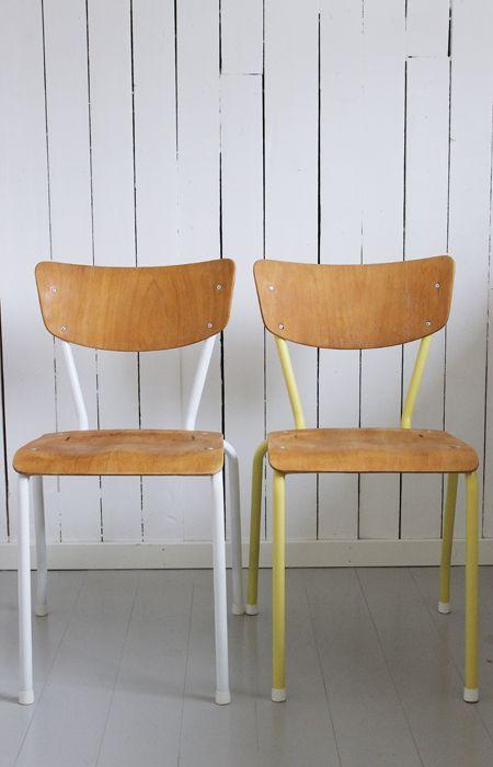 Møbelpøbel-hvordan pusse opp gamle stoler
