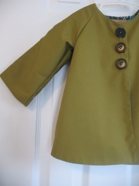 how to make a winter coat smaller