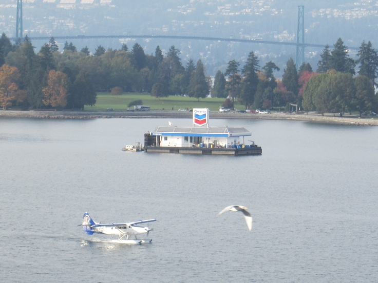Seaplane Airport - Downtown Vancouver