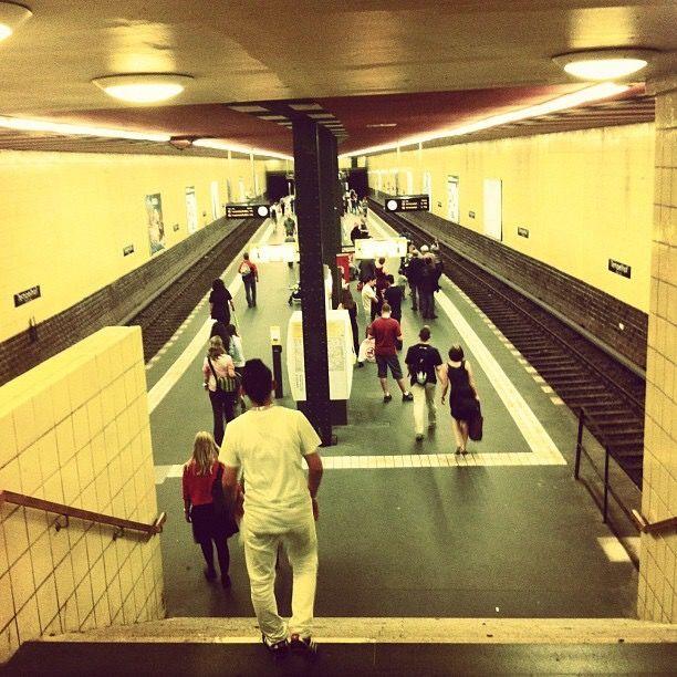 U-Bahn Tempelhof