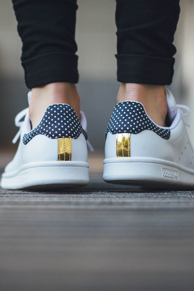 ADDIDAS Stan Smith dots #adidas