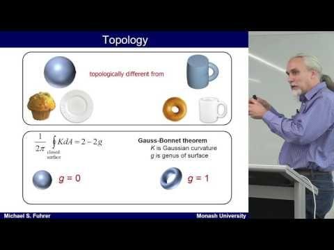 The 2016 Nobel Prize in Physics - Professor Michael Fuhrer