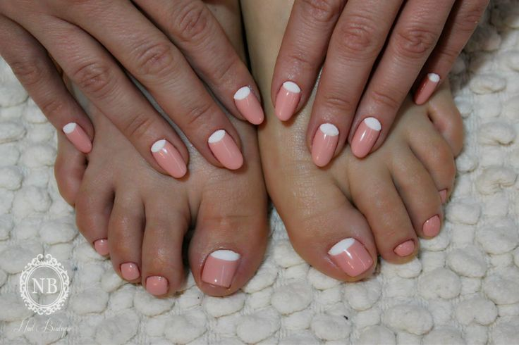 light pink. simple