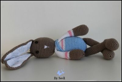 Sağlıklı Nesiller İçin Doğal Oyuncak Banny Tavşan