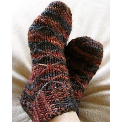 Comfy Cozy Squishy Socks Knitting pattern by Snapper Knits | Knitting Patterns | LoveKnitting