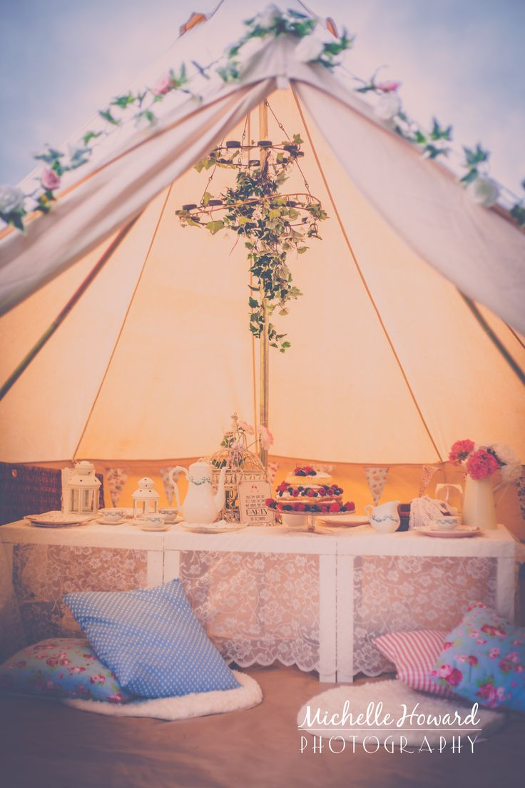 Vintage tea party tent with Vintage Belles Tent Parties & 13 best Vintage Tea Party Bell Tent images on Pinterest | Bell ...