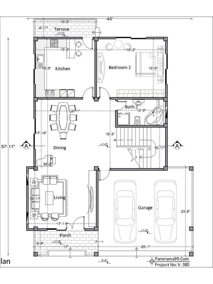V 380 Luxury Two Story House Plans Custom 4 Bedroom With 3 Etsy In 2021 Two Story House Plans Story House Bungalow Floor Plans House plan vs floor plan