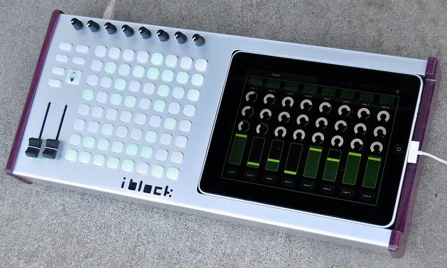 Block Midi Controller