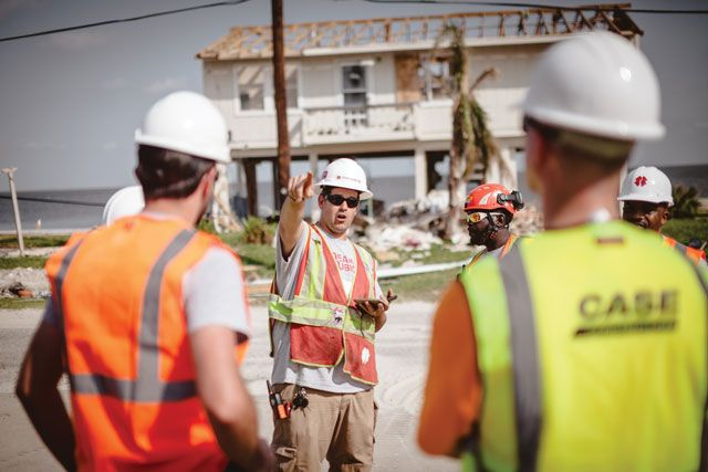 Publisher's Message: Giving Back — We Tip Our Hard Hats to Equipment Manufacturers Donating to Hurricane Relief… #construction #compact