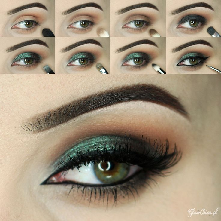 Check out our favorite Black Opal inspired makeup look. Embrace your cosmetic addition at MakeupGeek.com!