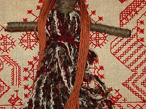 куколка Пятница с нитками - Ярмарка Мастеров - ручная работа, handmade