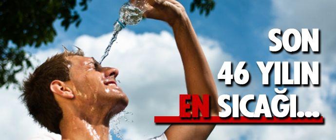 Meteoroloji Genel Müdürlüğü; Türkiye'nin son 46 yıllık ortalama meteoroloji verilerini yayınladı.