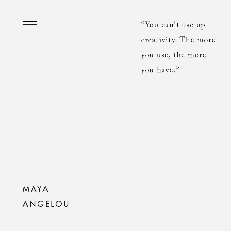 A great quote to start the week! Always trying to quiet the critical inner voice and just fall into a routine of creativity. Any tips for keeping those creative vibes flowing? | @cottonandflax
