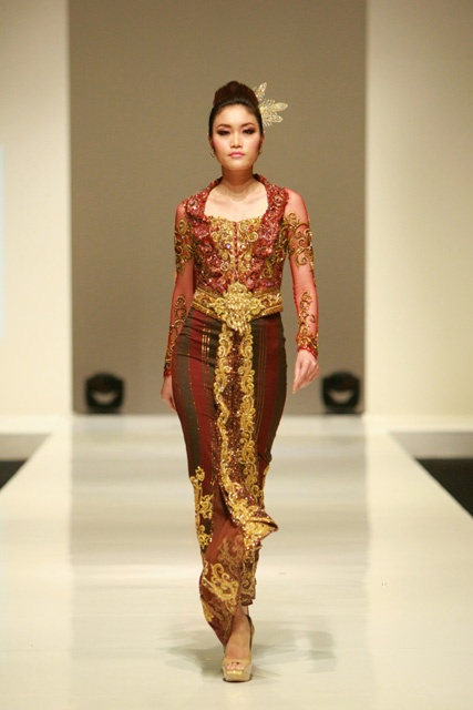 Indonesian Modern Kebaya