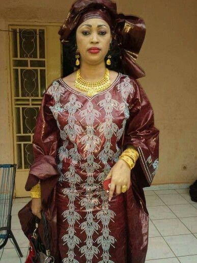 Malian fashion bazin malifashion