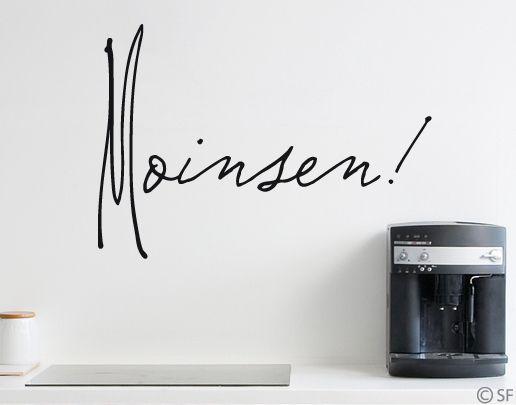 Wandtattoo Moinsen