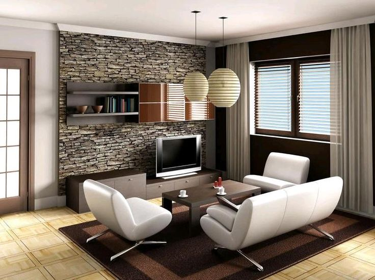 Small Living Room Decoration