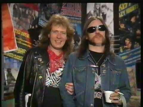 Eddie Clarke/Lemmy Kilmister